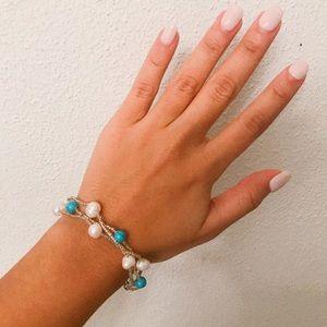 Artificial Pearl Bracelet